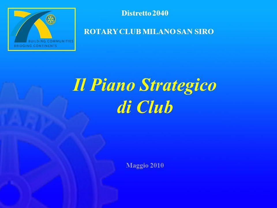 ROTARY CLUB MILANO SAN SIRO