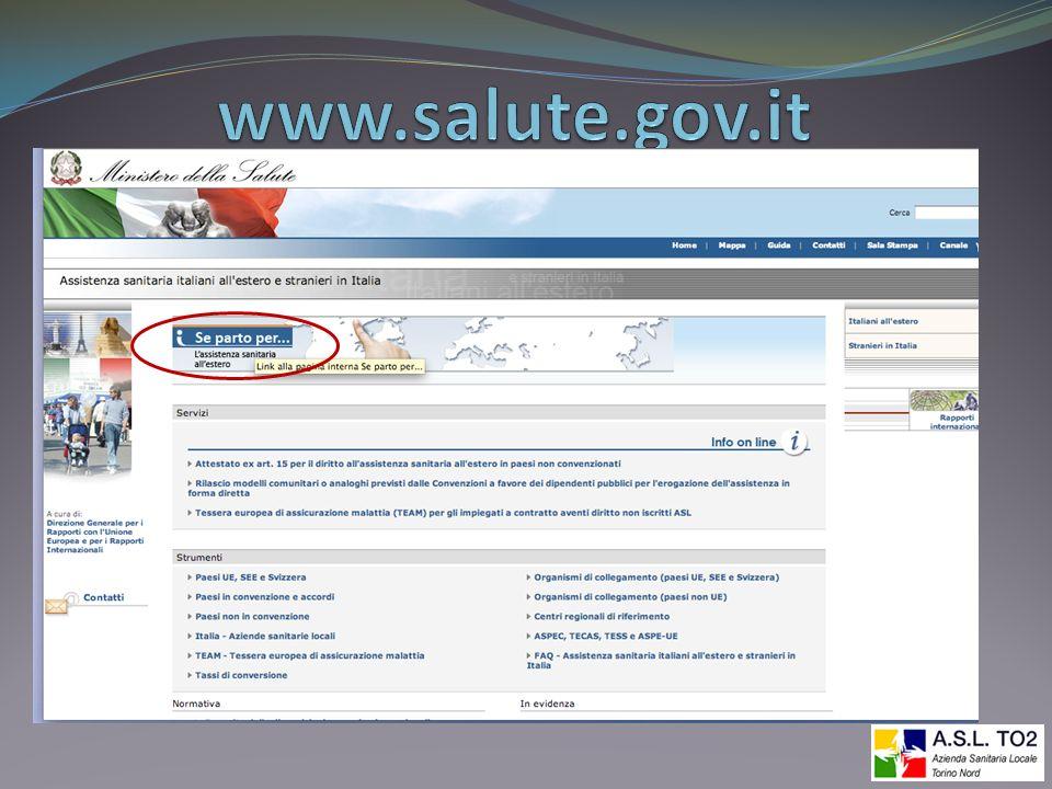 www.salute.gov.it