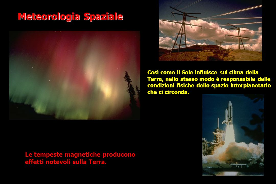 Meteorologia Spaziale