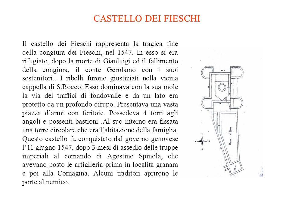 CASTELLO DEI FIESCHI