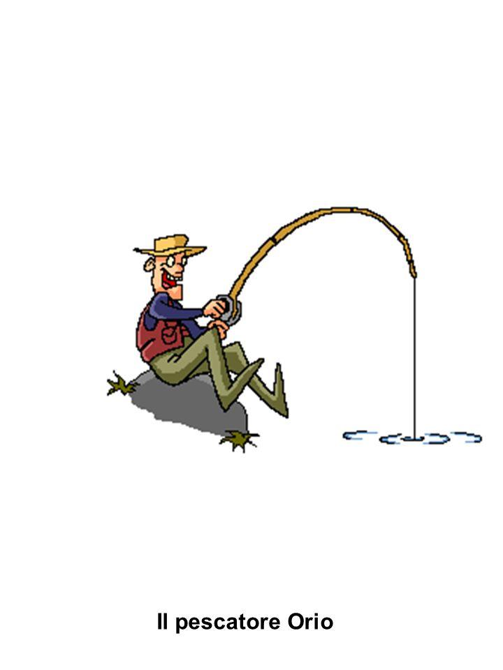 Il pescatore Orio