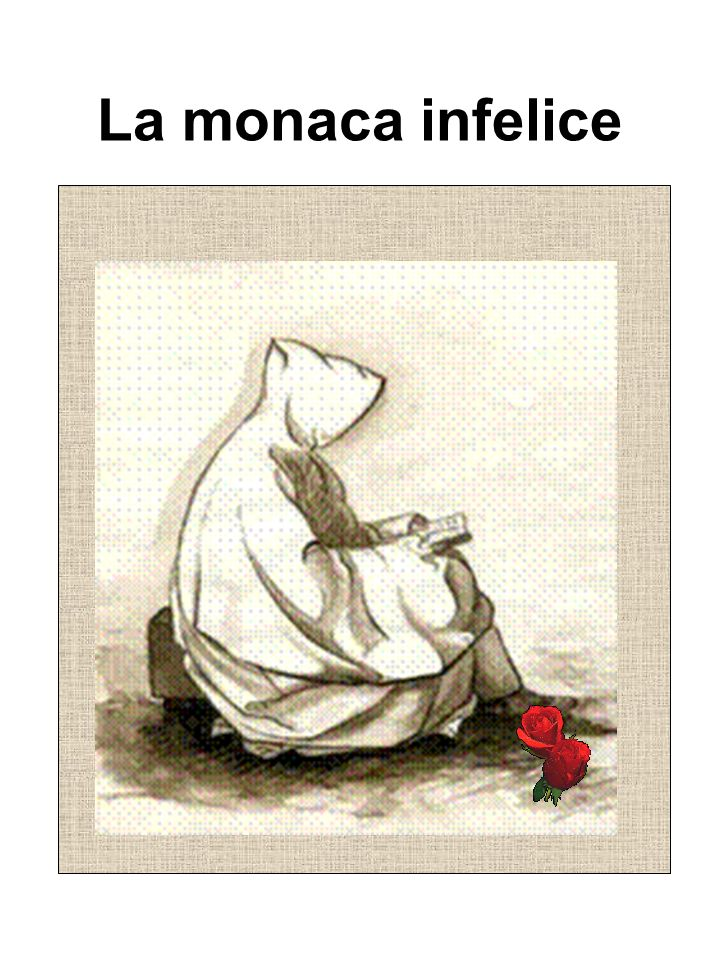 La monaca infelice
