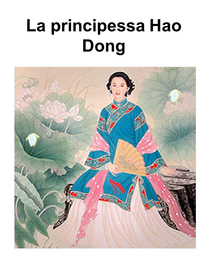 La principessa Hao Dong