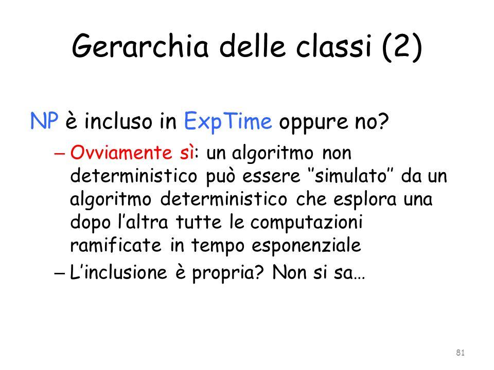 Gerarchia delle classi (2)
