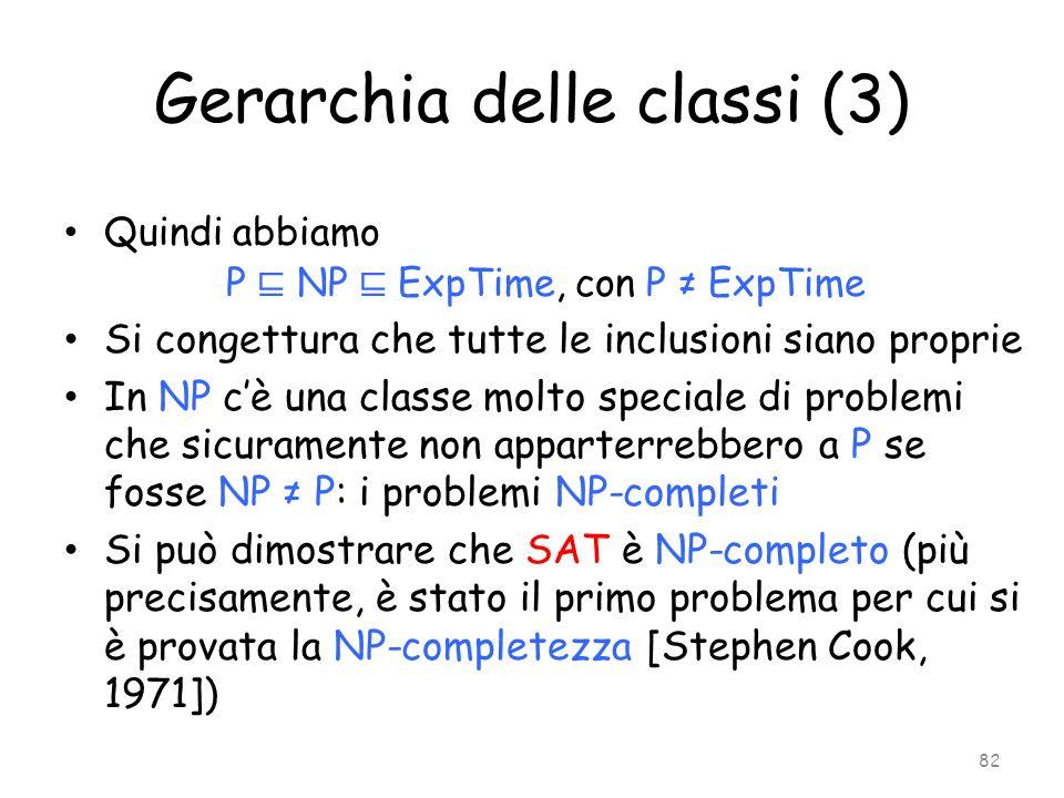 Gerarchia delle classi (3)