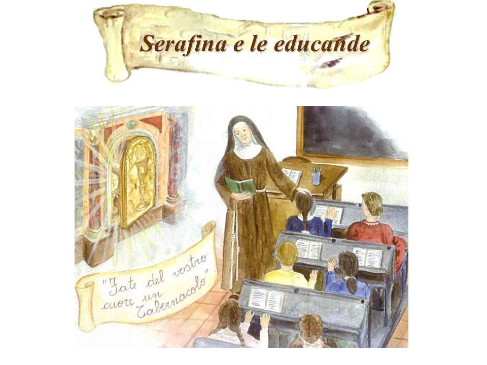 Serafina e le educande