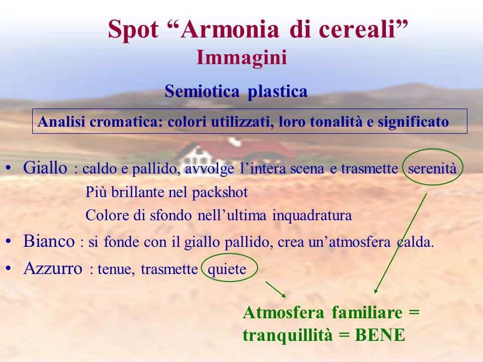 Spot Armonia di cereali Immagini