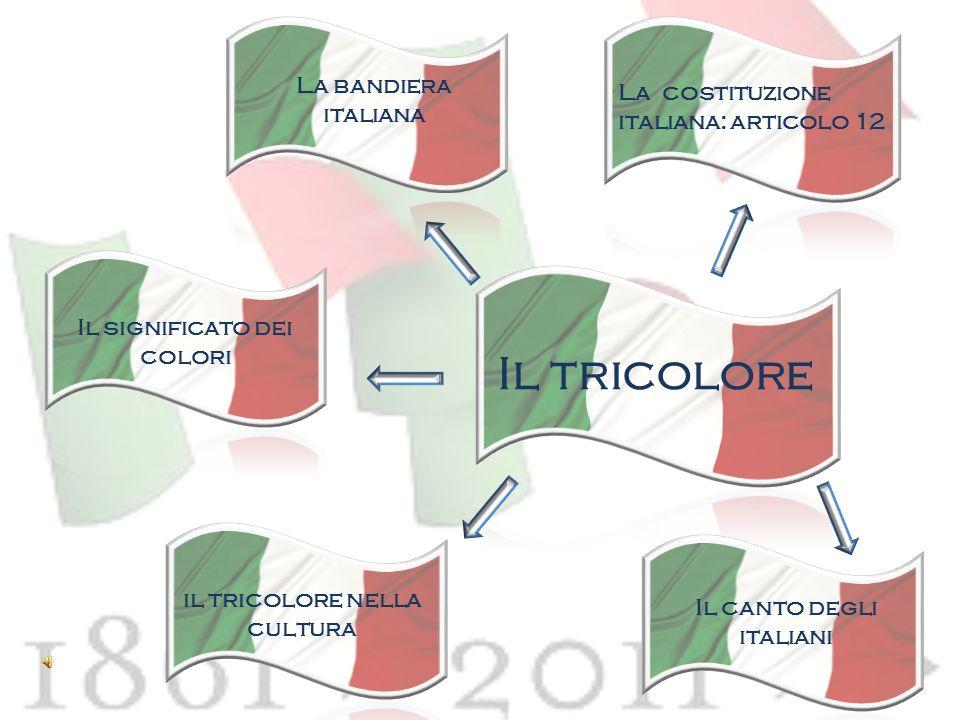 Il tricolore La bandiera italiana