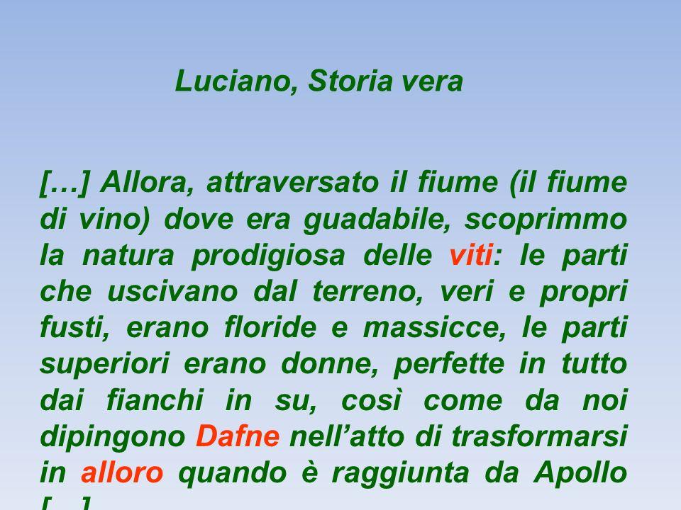 Luciano, Storia vera