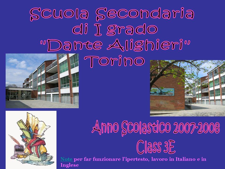 Scuola Secondaria di I grado Dante Alighieri Torino