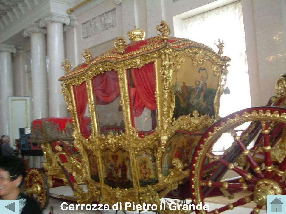 Carrozza di Pietro il Grande