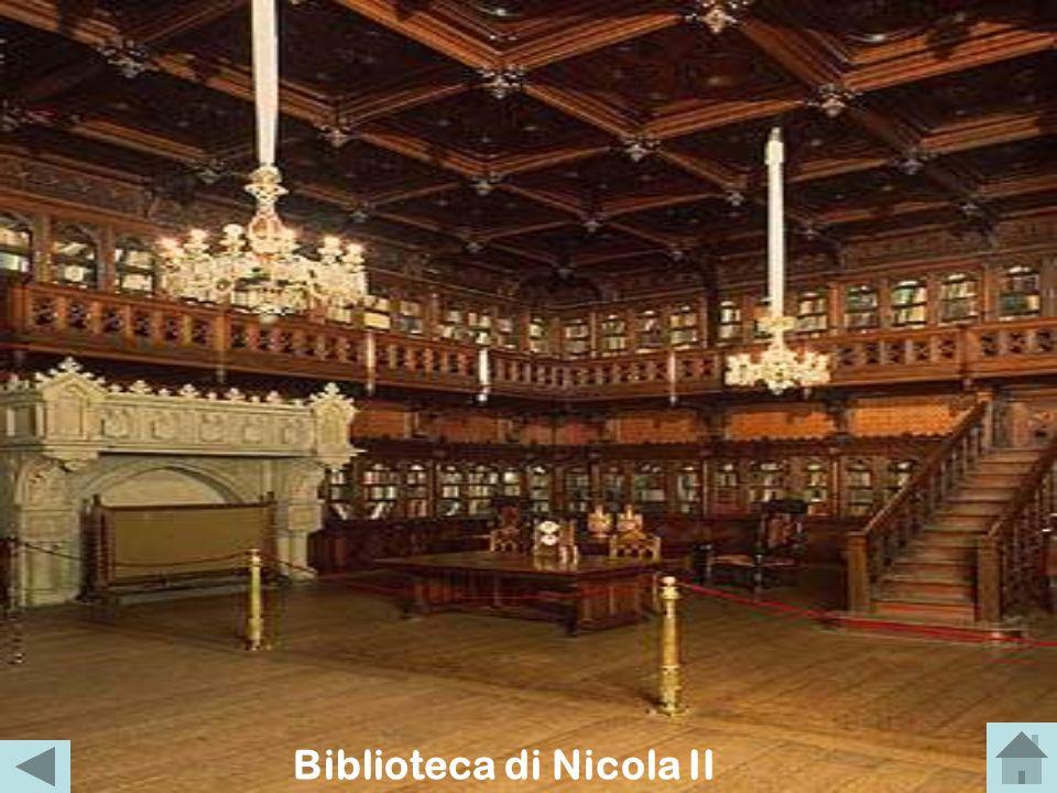 Biblioteca di Nicola II