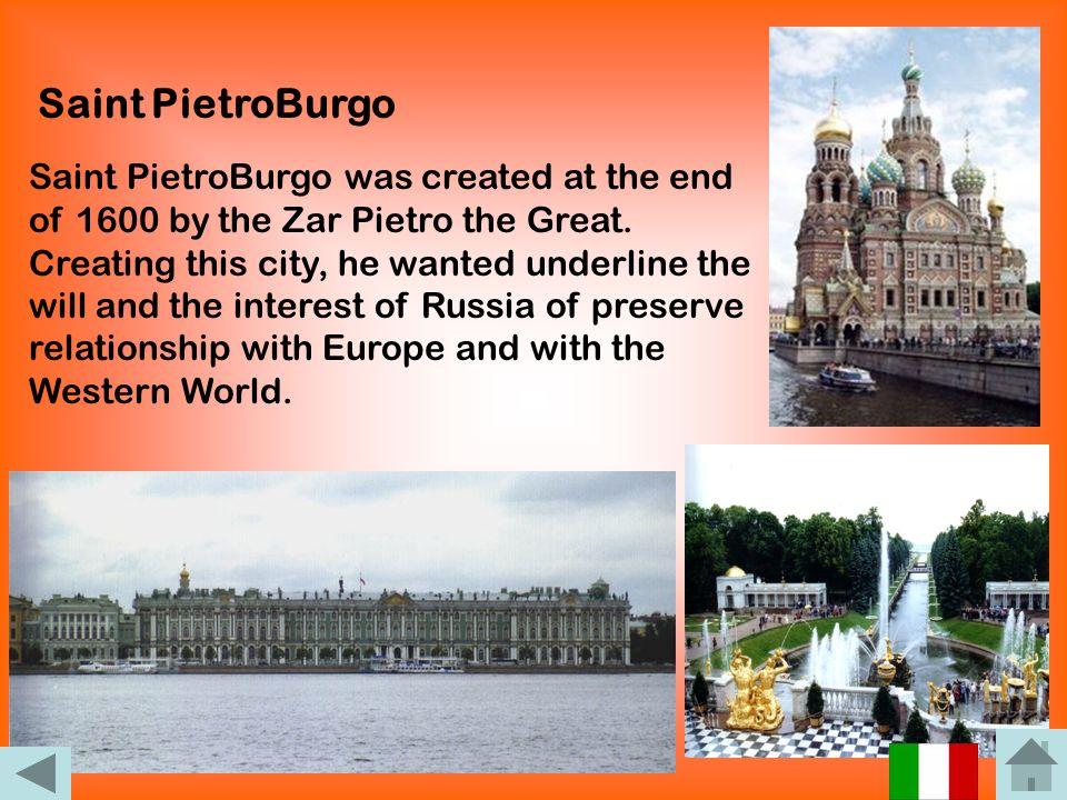 Saint PietroBurgo