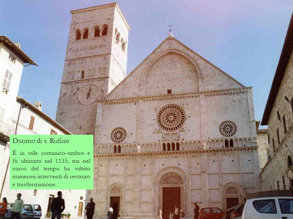 Duomo di s. Rufino