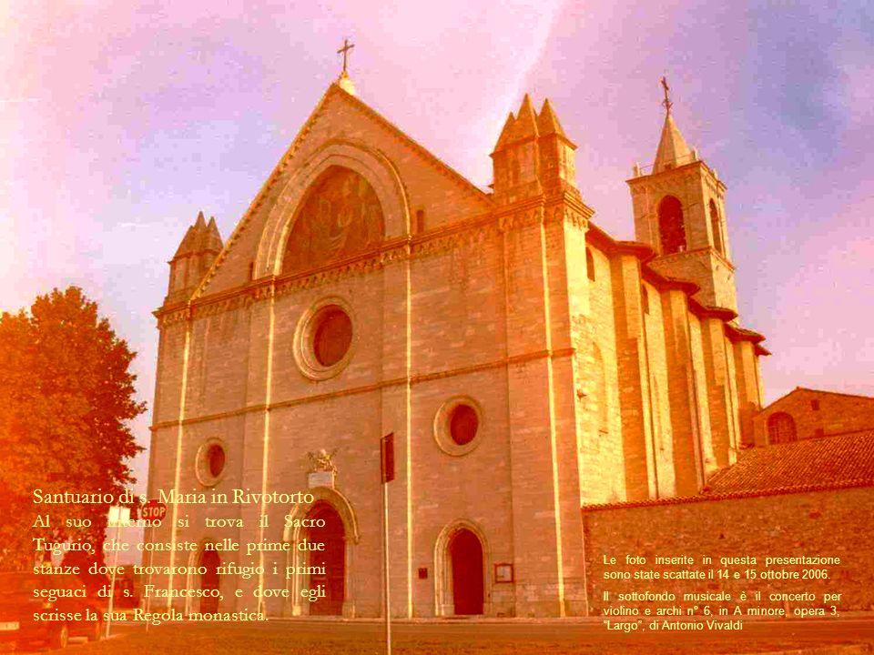 Santuario di s. Maria in Rivotorto