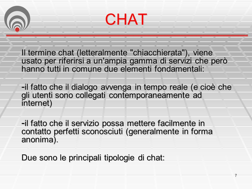 CHAT