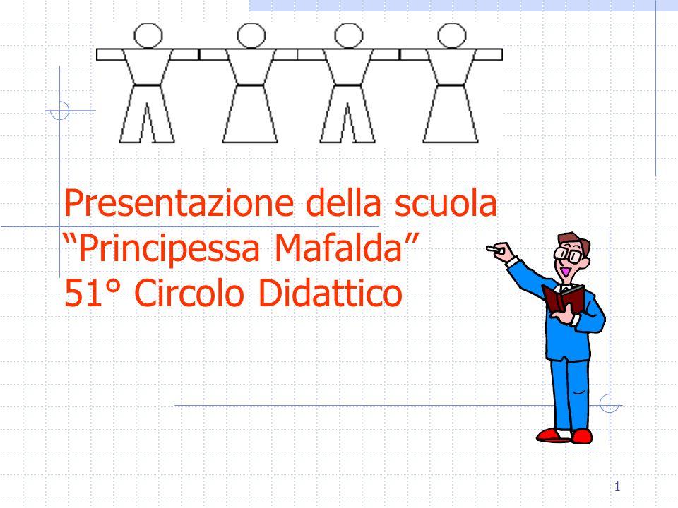 Presentazione della scuola Principessa Mafalda 51° Circolo Didattico