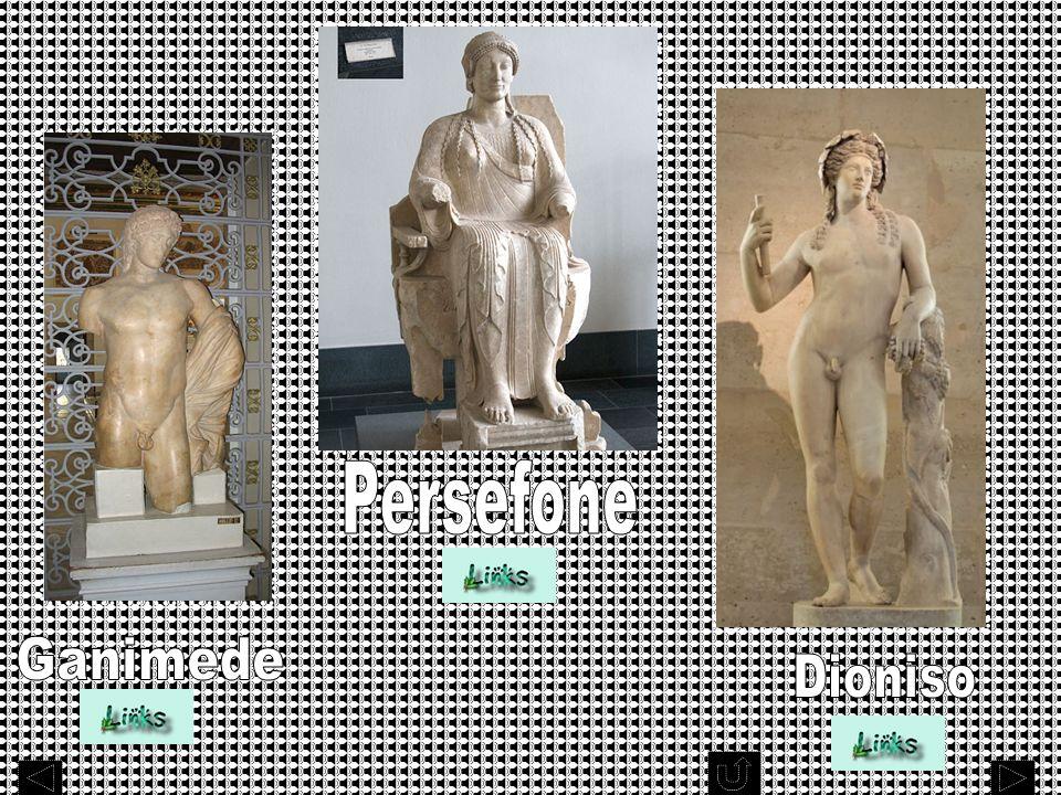 Persefone Ganimede Dioniso
