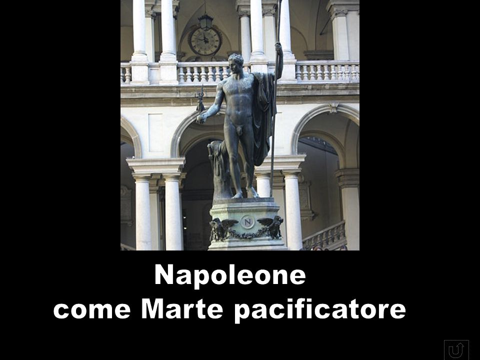 come Marte pacificatore