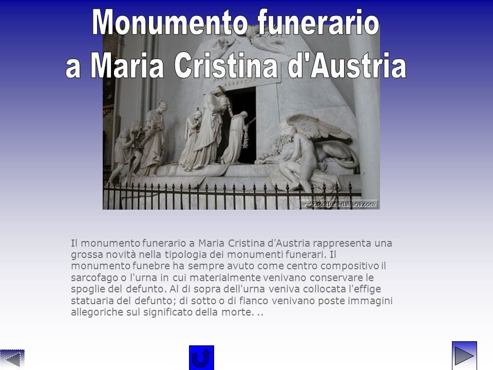 a Maria Cristina d Austria