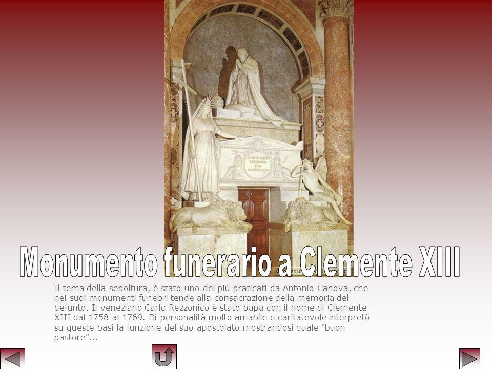 Monumento funerario a Clemente XIII