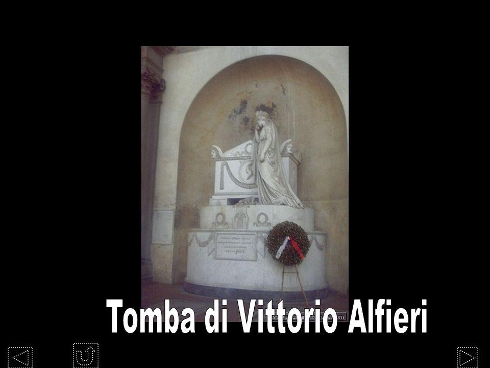 Tomba di Vittorio Alfieri