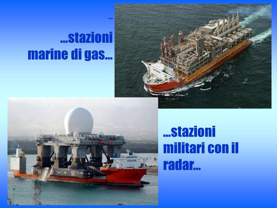 …stazioni marine di gas…