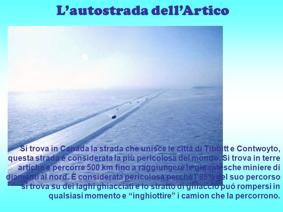 L'autostrada dell'Artico