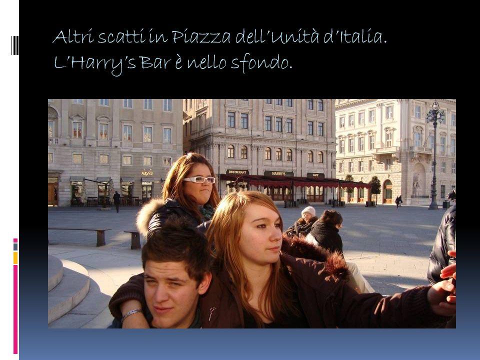 Altri scatti in Piazza dell'Unità d'Italia