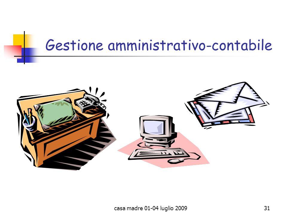 Gestione amministrativo-contabile