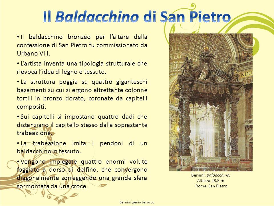 Il Baldacchino di San Pietro