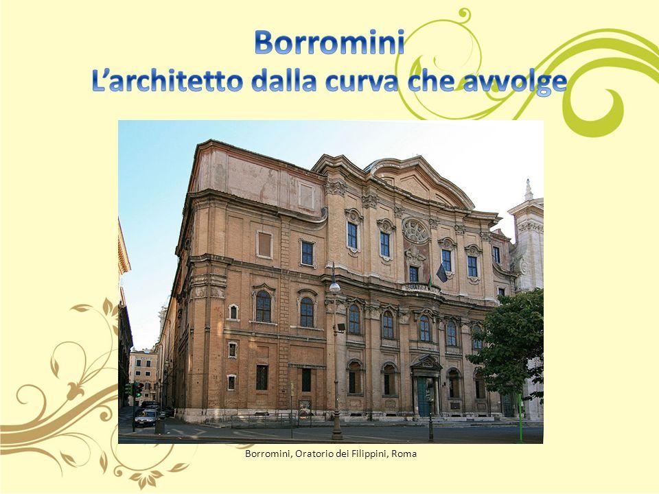 Borromini, Oratorio dei Filippini, Roma