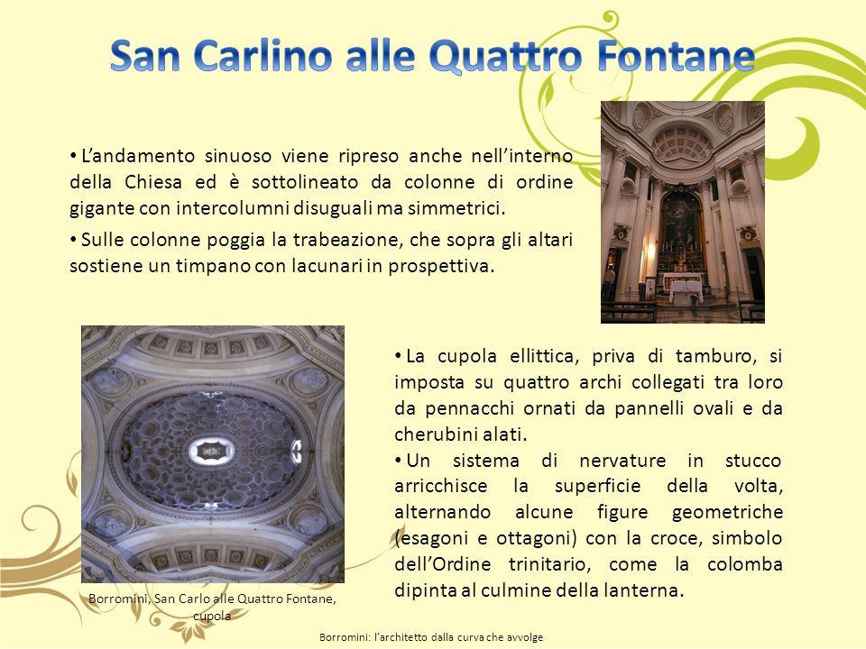 San Carlino alle Quattro Fontane