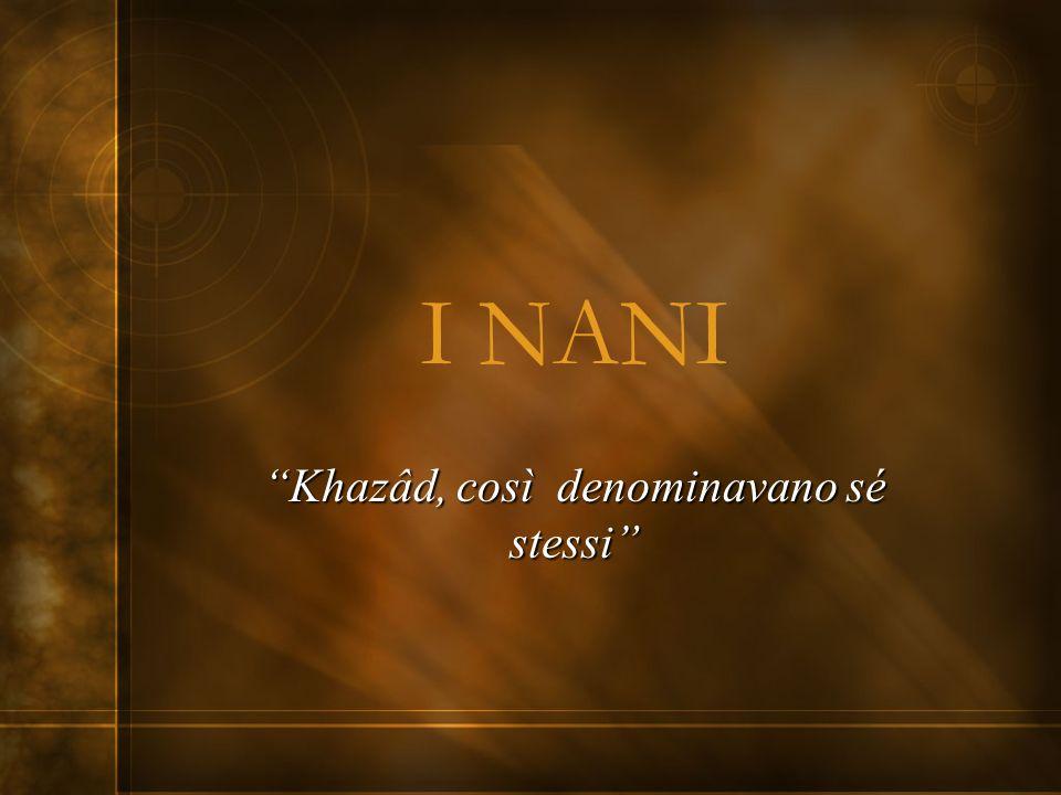 Khazâd, così denominavano sé stessi