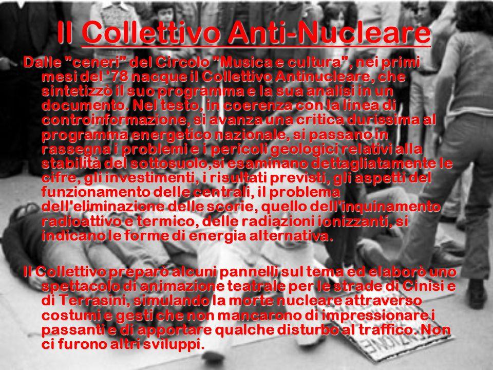 Il Collettivo Anti-Nucleare