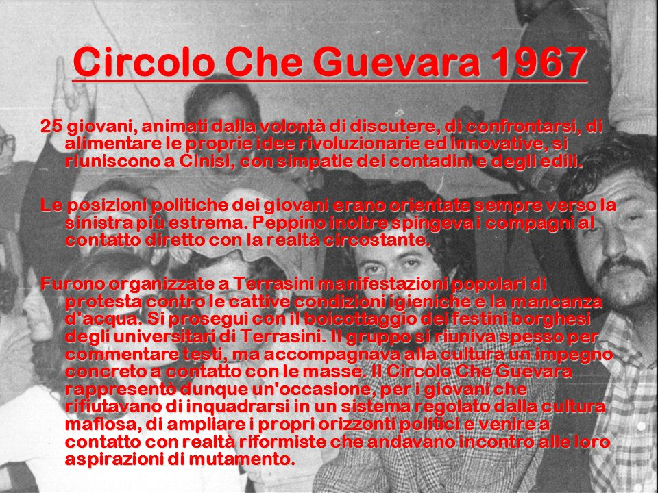 Circolo Che Guevara 1967