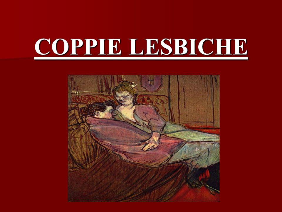 COPPIE LESBICHE