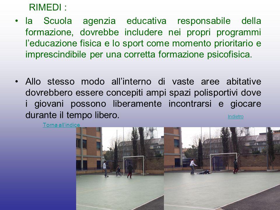 RIMEDI :