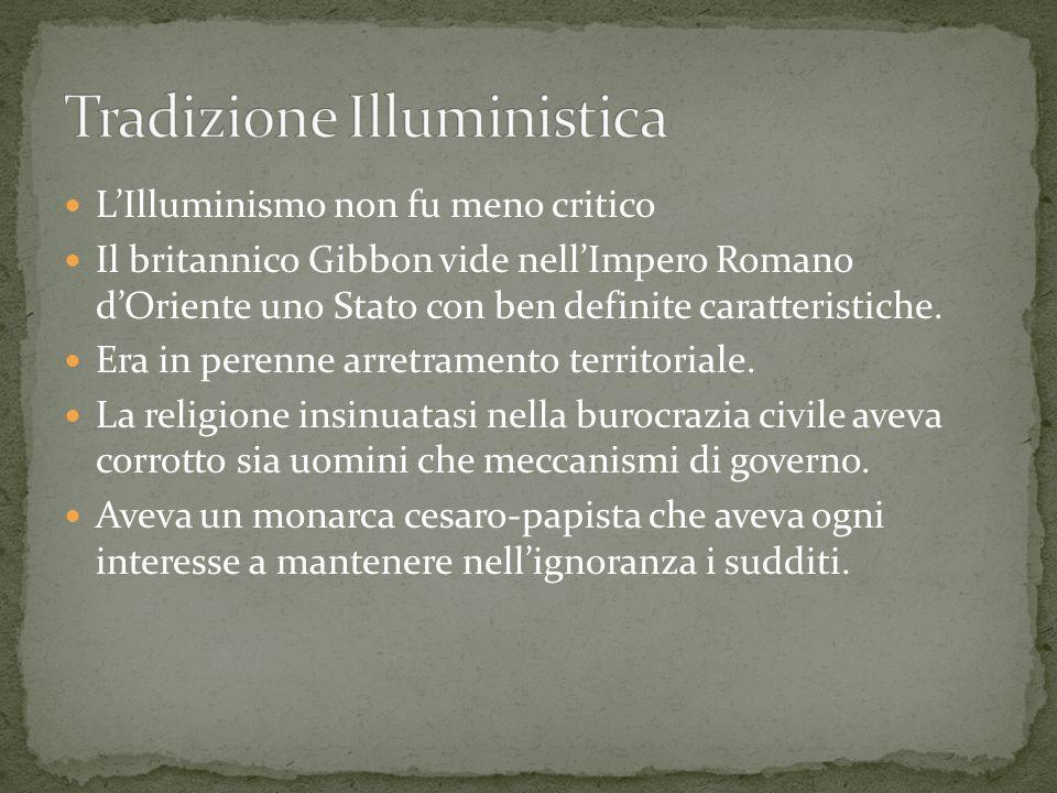 Tradizione Illuministica
