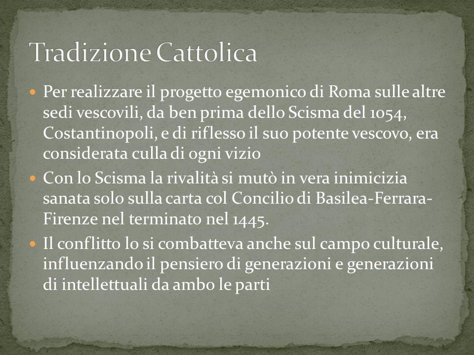 Tradizione Cattolica