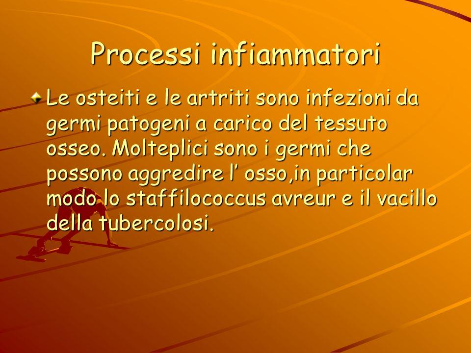 Processi infiammatori