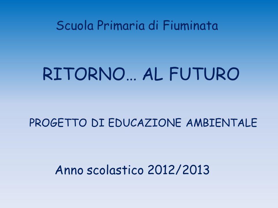 RITORNO… AL FUTURO Scuola Primaria di Fiuminata