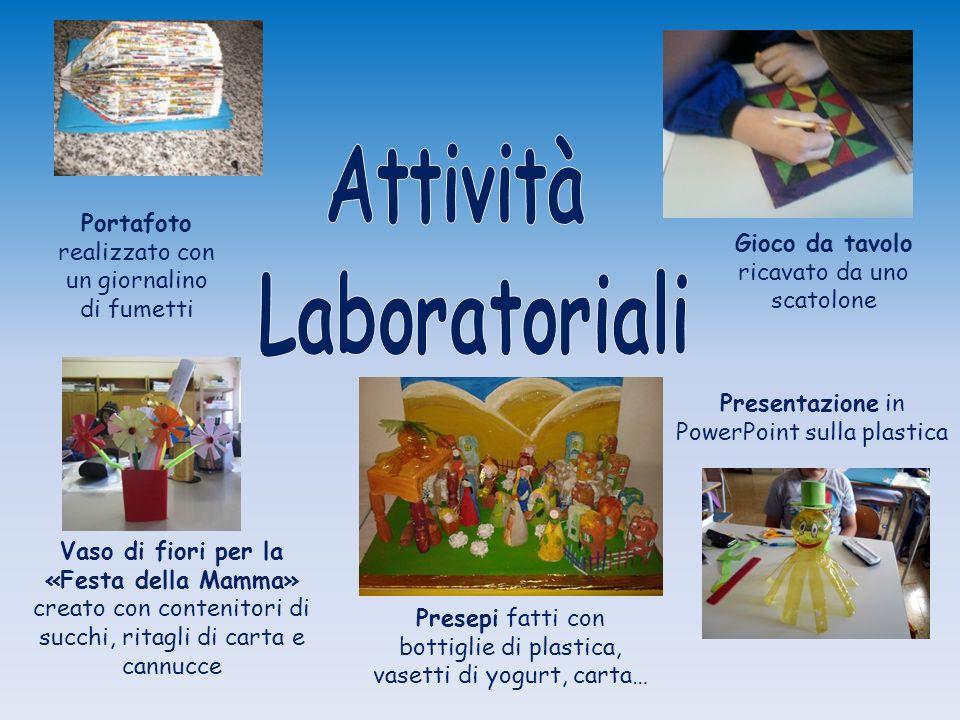 Attività Laboratoriali
