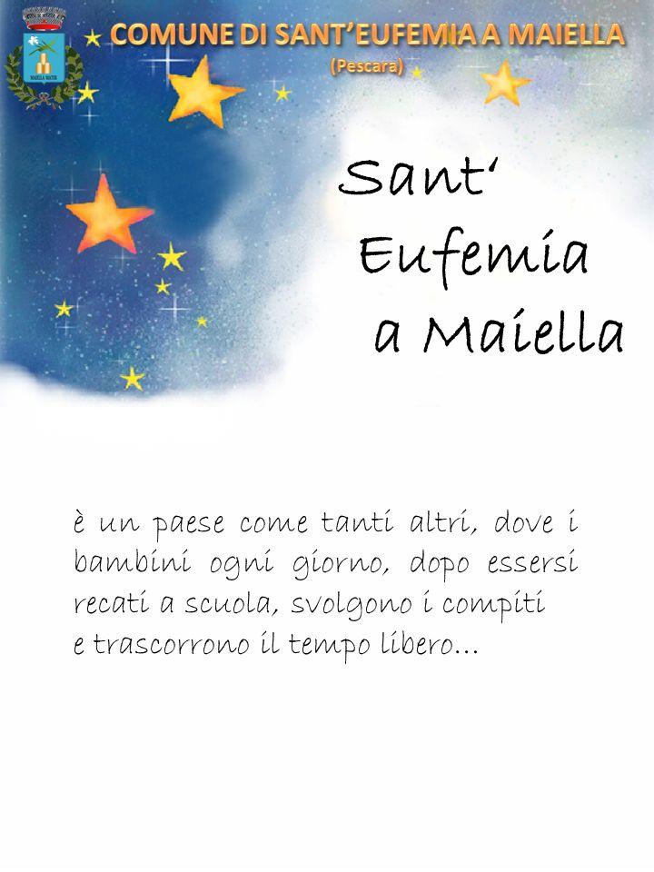 COMUNE DI SANT'EUFEMIA A MAIELLA