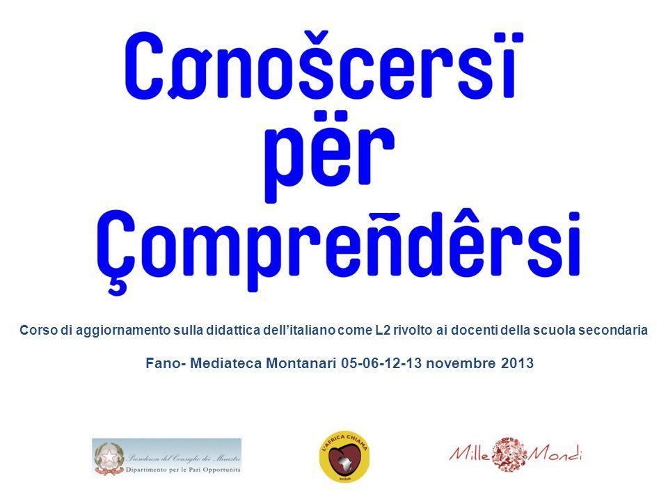 Fano- Mediateca Montanari 05-06-12-13 novembre 2013