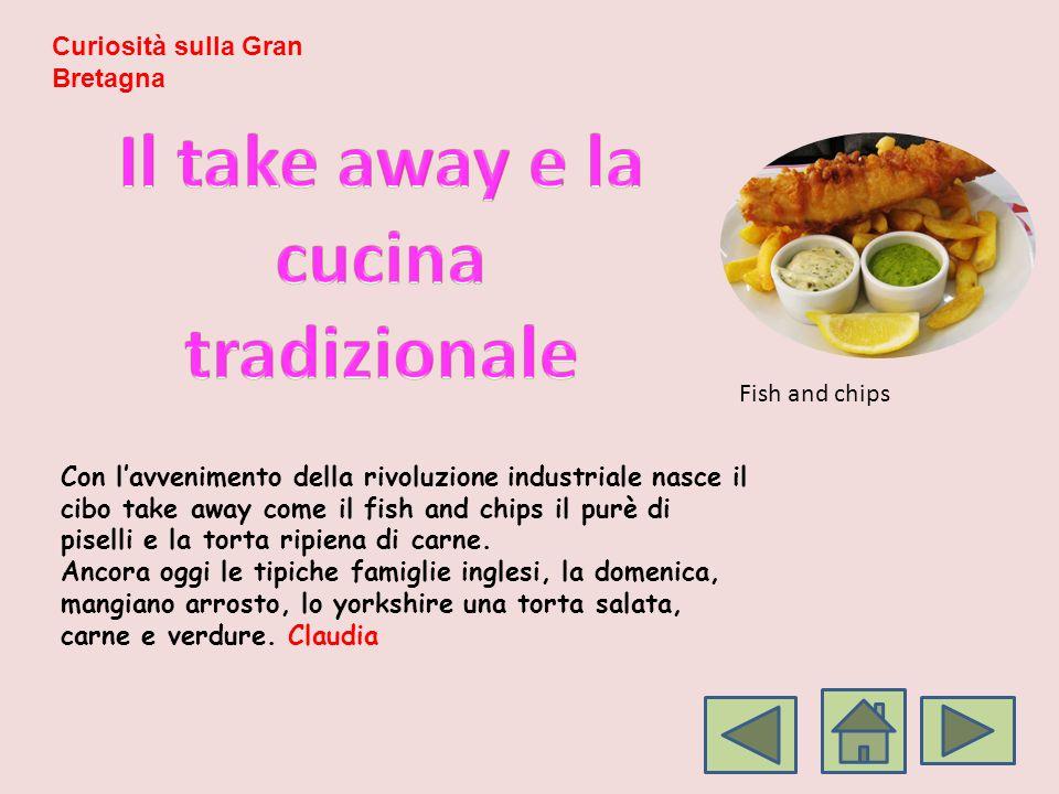 Il take away e la cucina tradizionale