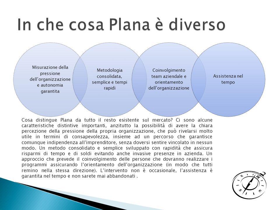 In che cosa Plana è diverso