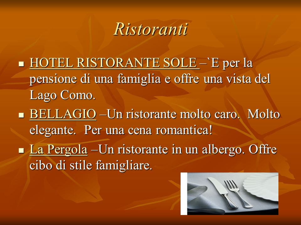 Ristoranti HOTEL RISTORANTE SOLE –`E per la pensione di una famiglia e offre una vista del Lago Como.