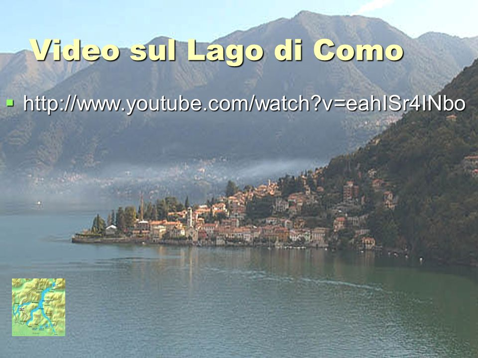 Video sul Lago di Como http://www.youtube.com/watch v=eahISr4INbo