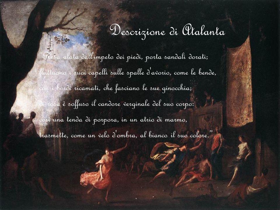 Descrizione di Atalanta
